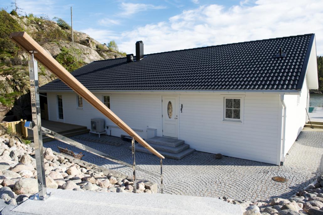 Nybyggnation Trollhättan, Vänersborg, Uddevalla. Thorssons bygg bygger i Trestad och utmed hela Västkusten, från Strömstad till Kungälv